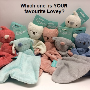 Hoppa Loveys - which one is your favourite?