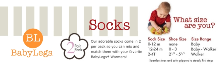 Website Socks Banner